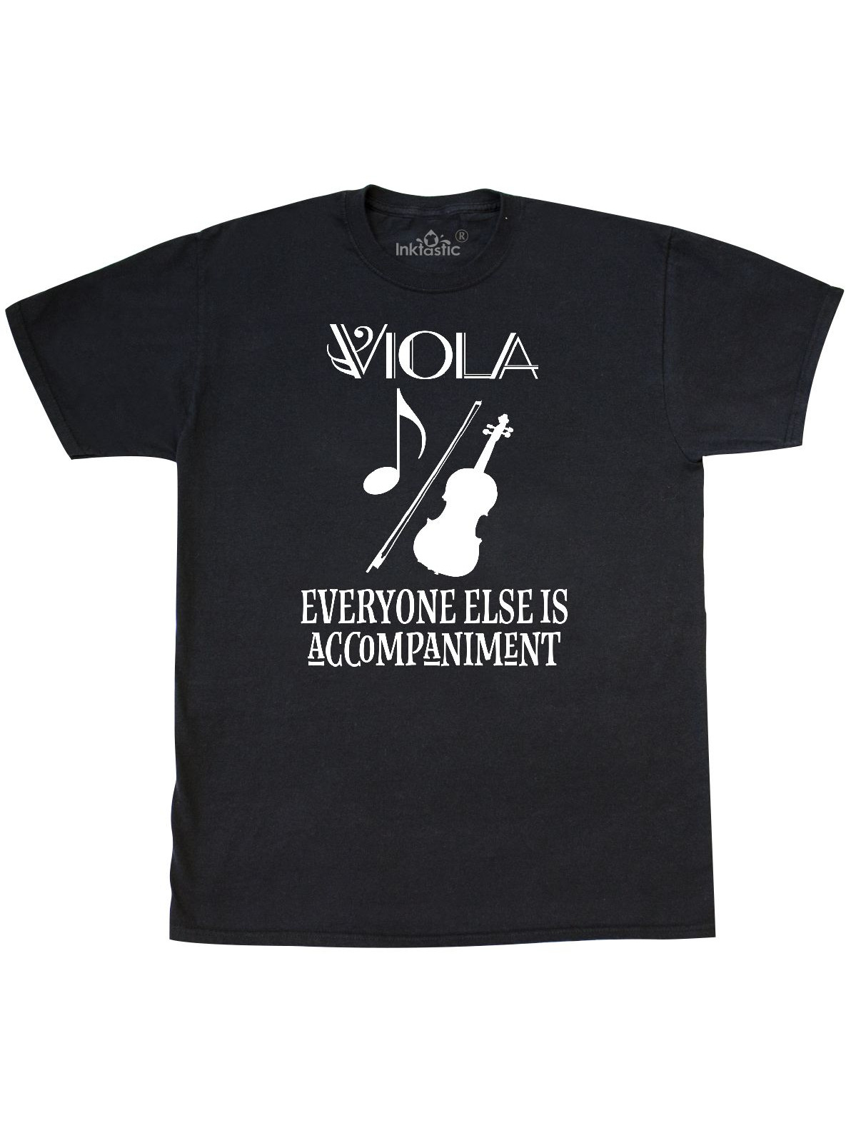 inktastic Viola Play for Chocolate Toddler T-Shirt