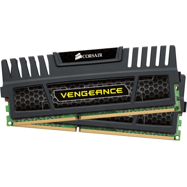 Corsair Vengeance 8GB (2x4GB) DDR3 SDRAM PC3-12800 240-Pin DIMM Memory Kit