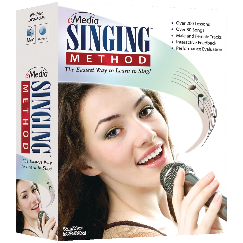 eMedia Music ES03152 Singing Method by Emedia Music