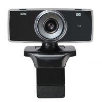 Webcam with Microphone USB 2.0 Web Cam Computer Web Camera for PC Laptop Desktop Skype Twitch Facebook YouTube