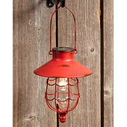 The Lakeside Collection Hanging Solar Lantern
