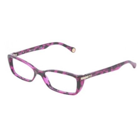 D&g Torpedo Logo Dd1219 Eyeglasses 1777 Violet Coriander Demo Lens 53 15 135 (53 16 135)