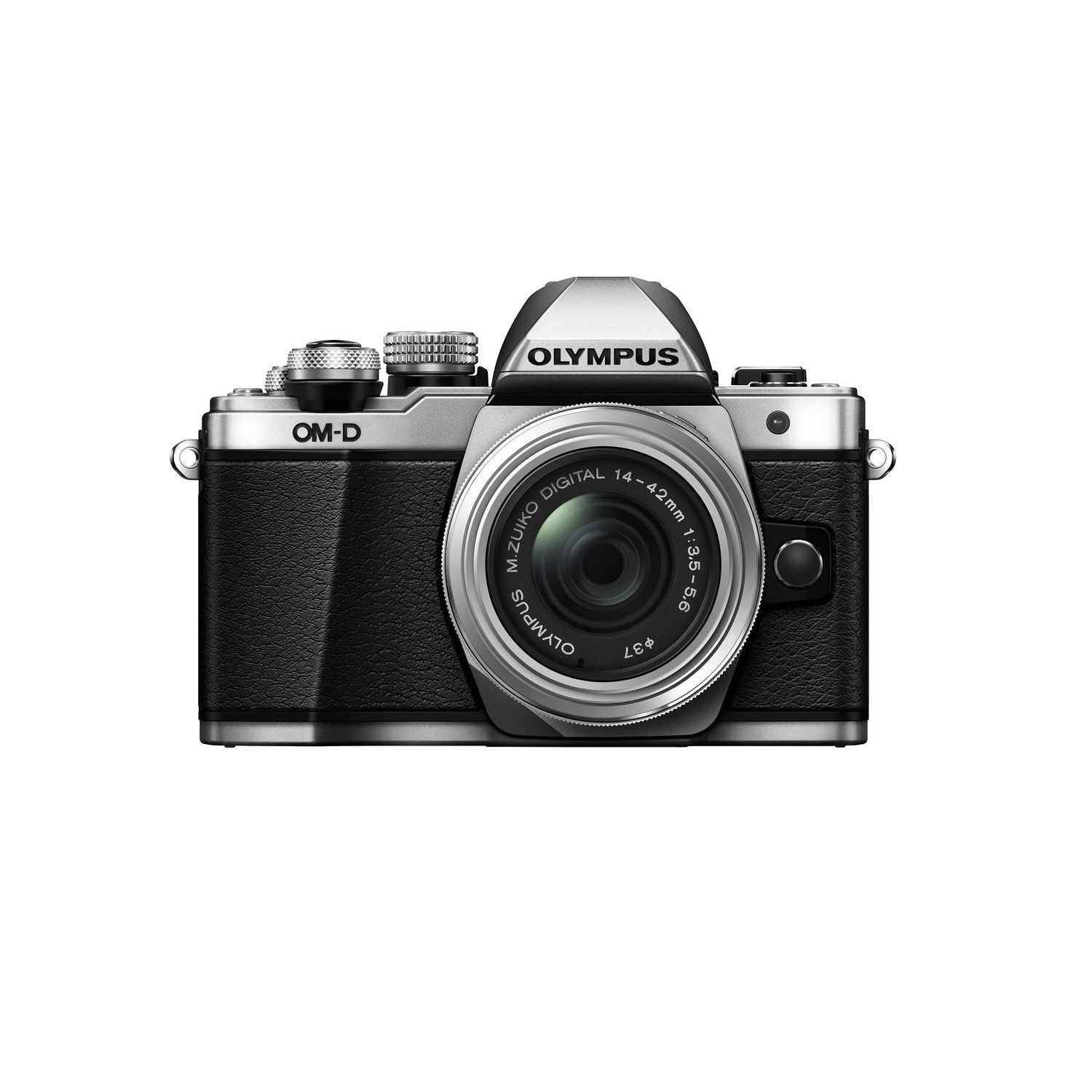 Olympus OM-D Mark II 16.1 Megapixel Mirrorless Camera, Silver