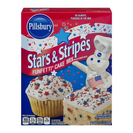 Pillsbury Plus Cake Mix