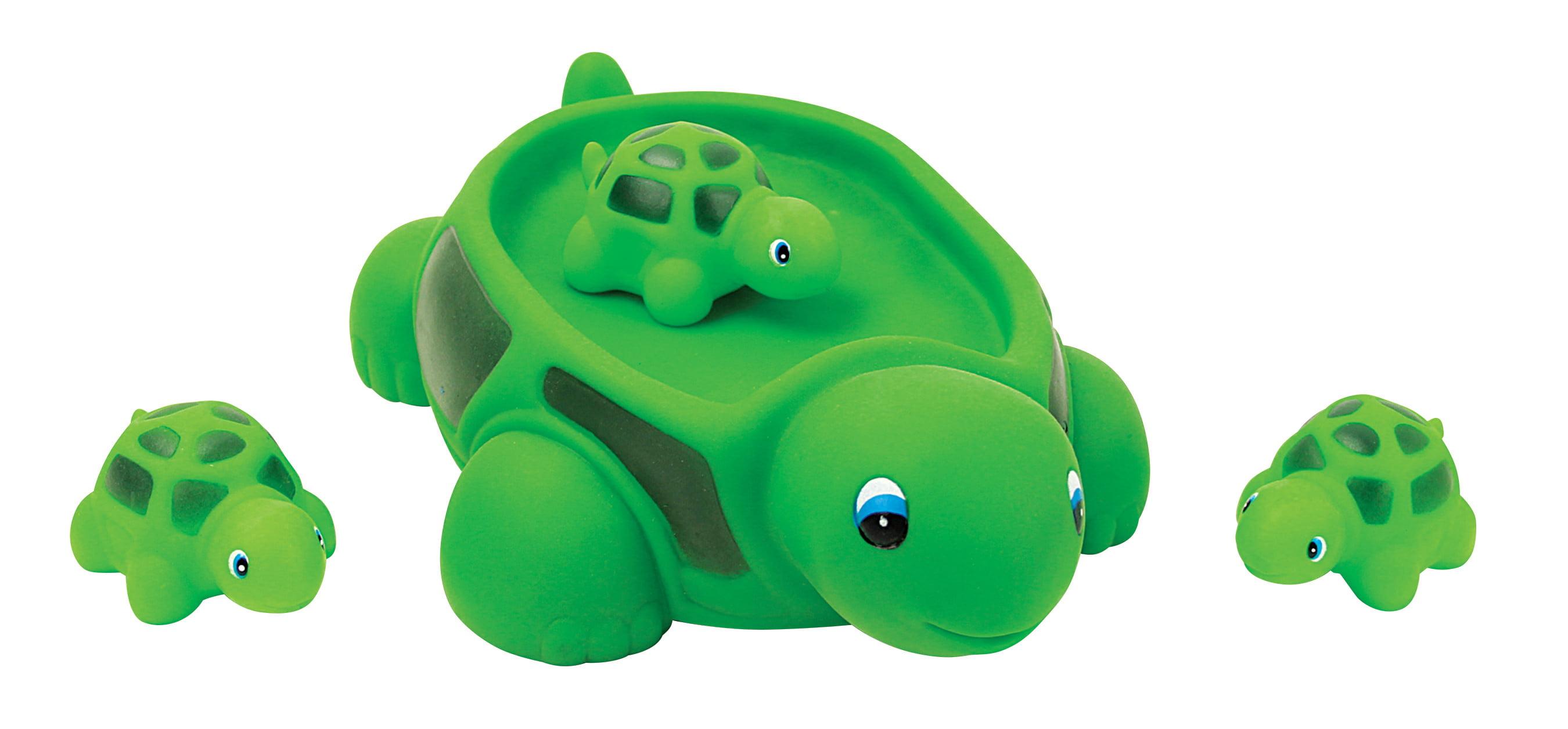 Tubby Scrubby Turtle Family Bath Toys by Tubby Scrubby