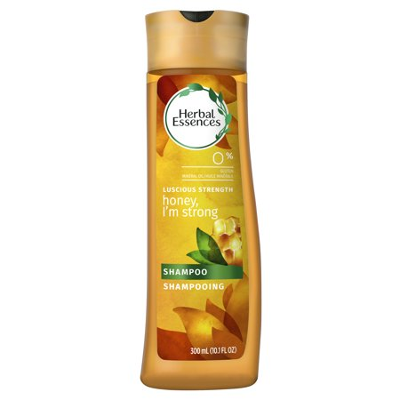 Honey Strengthening - Herbal Essences Honey I'm Strong Strengthening Shampoo with Honey Essences, 10.1 fl oz