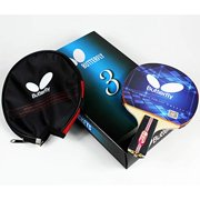 Best Butterfly Ping Pong Paddle Penholds - Butterfly 302 Penhold Table Tennis Racket Review
