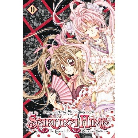 Sakura Hime: The Legend of Princess Sakura, Vol. 11 - eBook