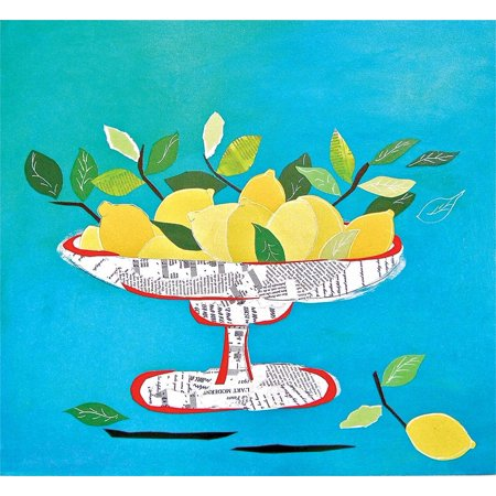 Lemonade Day Poster Print by Jennifer Peck](Lemonade Stand Poster)