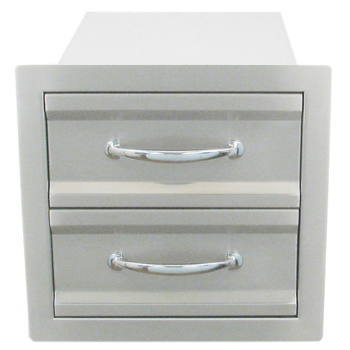 Sunstone Grills Premium Double Access Drawer