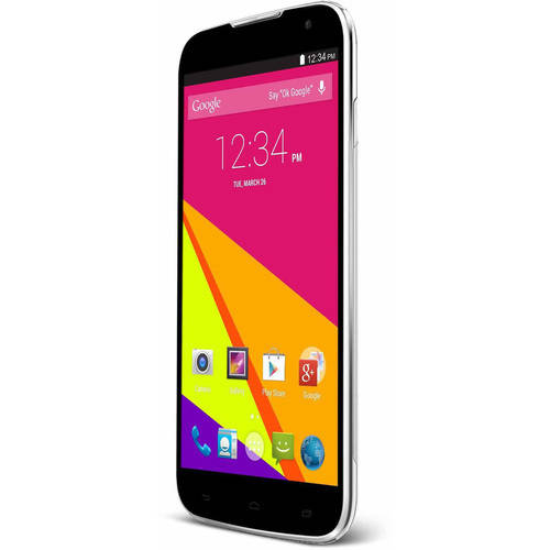 BLU Studio 6.0 HD D65IU GSM Dual-SIM Quad-Core Smartphone (Unlocked)