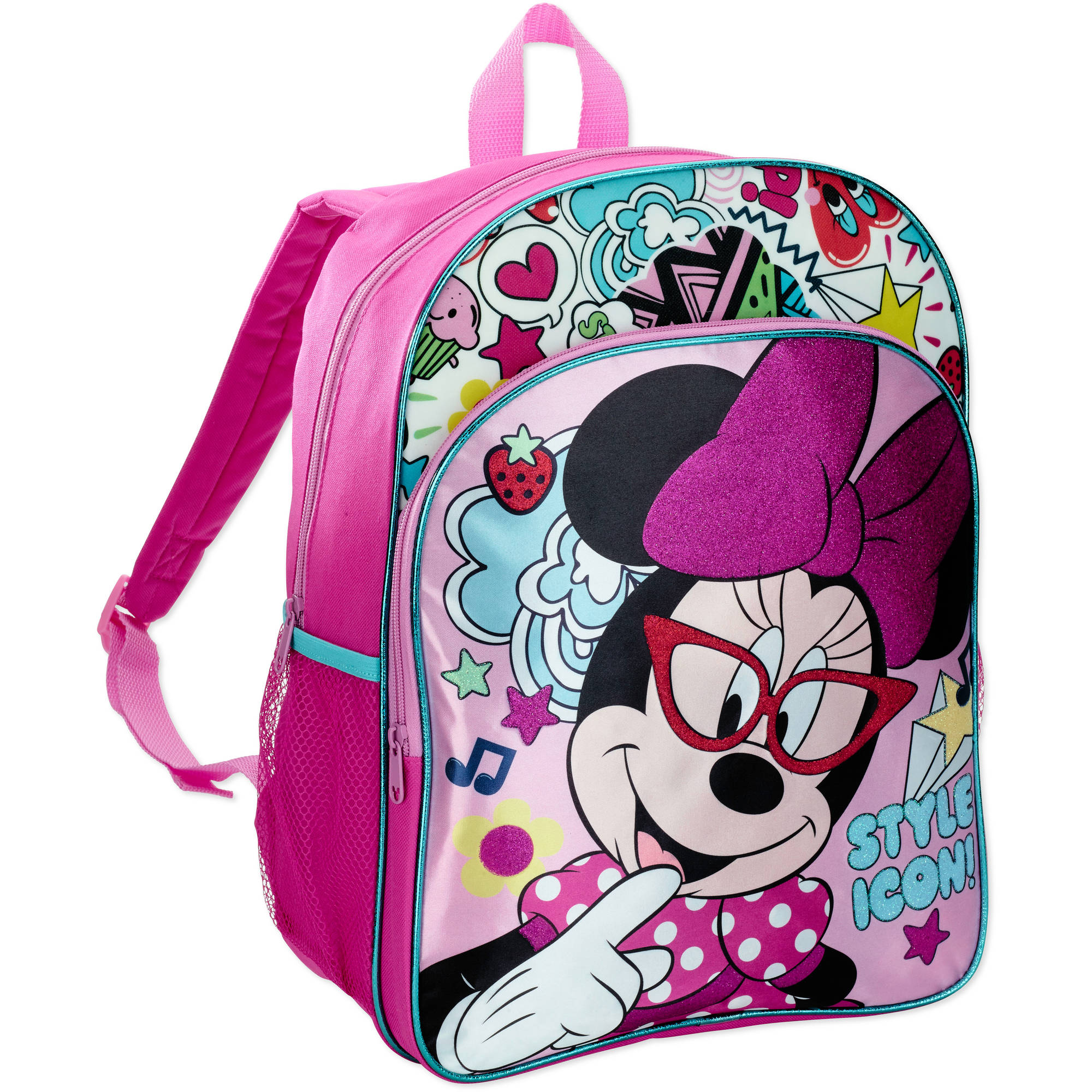 "Minnie Mouse 16"" backpack"