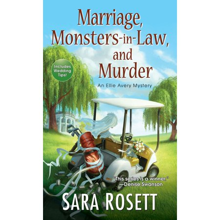 Marriage, Monsters-in-Law, and Murder - eBook