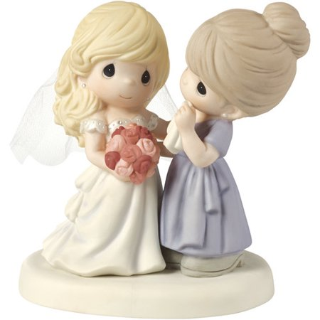 Precious Moments My Daughter, My Pride, a Beautiful Bride Figurine