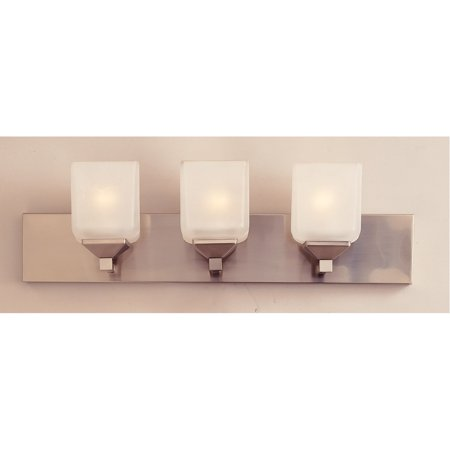 Three Light Sconce 3 Bulb - Wall Sconces 3 Light Fixture With Pewter Finish Metal Material GU24 Bulb 24