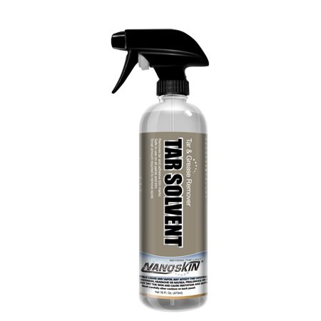 Tar Remover - Nanoskin (NA-TGR16) TAR SOLVENT and Grease Remover - 16 oz.