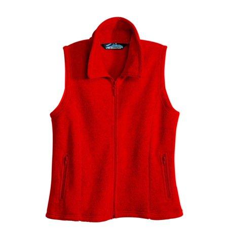 The Tailored Sportsman Tailored Coat - Tri-Mountain Women's Tailored Fit Fashion Fleece Vest