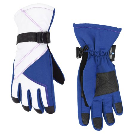 Women's Cold Front Thinsulate Snowboard Tech Gloves (Waterproof)
