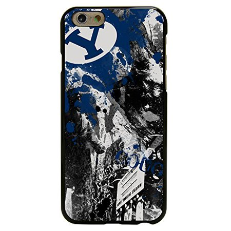 BYU Cougars Paulson Designs Spirit Case for iPhone 6, Slim, Black