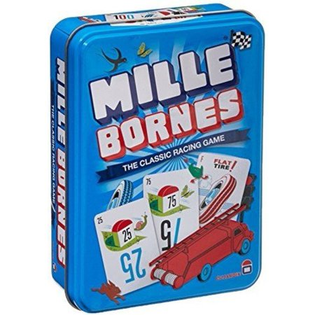 Parker Brothers Mille Bornes (Mille Bornes, This is a good product By)