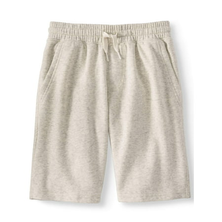 French Terry Pull On Shorts (Little Boys & Big Boys)