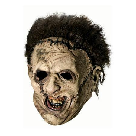 Leatherface Vinyl Child Mask - Leatherface Masks