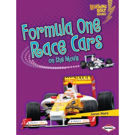 Formula One Racer - Formula One Race Cars on the Move - eBook