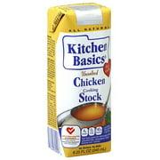 Kitchen Basics Cooking Chicken Stock, 8.25 fl oz, (Pack of 12)
