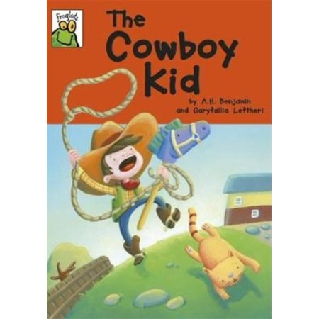 The Cowboy Kid (Froglets) (Paperback) for $<!---->