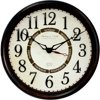 Better Homes & Gardens 20  Calendar Wall Clock