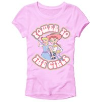 Toy Story Jessie & Bo Peep Tee (Little Girls)