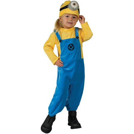 TODDLER MINION MEL COSTUME](Minions Dress)