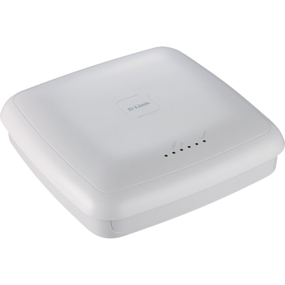D-Link - DWL-3600AP - D-Link DWL-3600AP IEEE 802 11n 300 Mbit/s Wireless  Access Point - ISM Band - 2 x Antenna(s) - 1 x