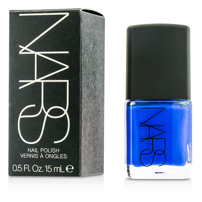 NARS - Nail Polish #Night Out (Bright True Blue) - 15ml/0.5oz
