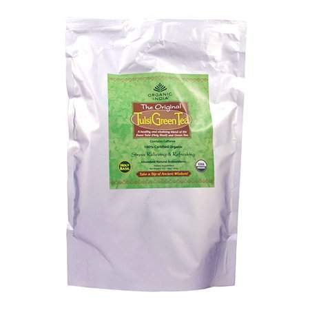 Organic India The Original Tulsi thé vert, 1 Lb