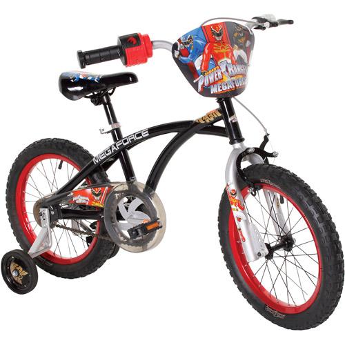 """16"""" Power Rangers Boy's Bike"""
