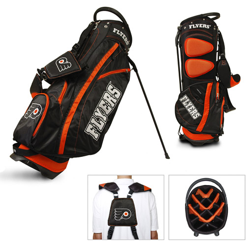 Team Golf NHL Philadelphia Flyers Fairway Golf Stand Bag