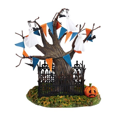 Department 56 Halloween Village 4044893 Halloween Town Tree Retired](Filme Halloween Town)