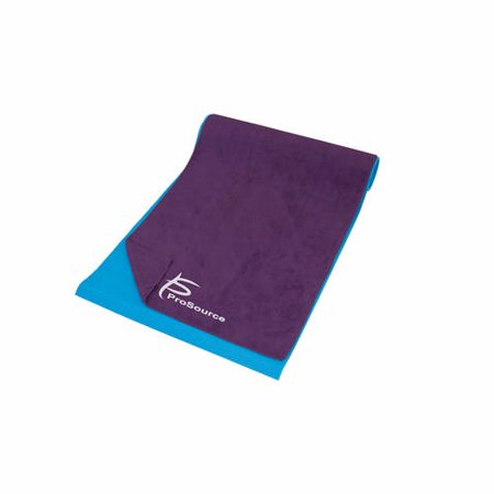 ProSource Arida Yoga Mat Towel Super-Absorbent Microfiber 68