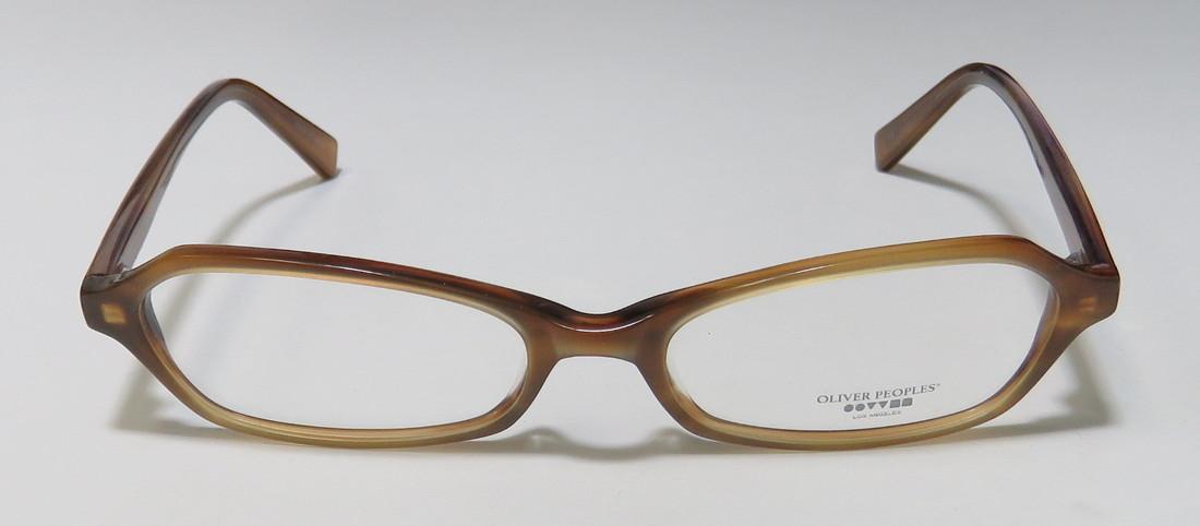 90f157f46f7 New Oliver Peoples Fabi-B Womens Ladies Designer Full-Rim Brown Fabulous  Authentic Hot Frame Demo Lenses 50-16-135 Eyeglasses Eyewear - Walmart.com