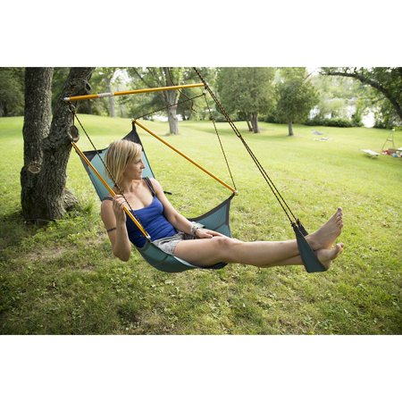 Byer  of Maine Green Traveller Hammock - Byers Halloween