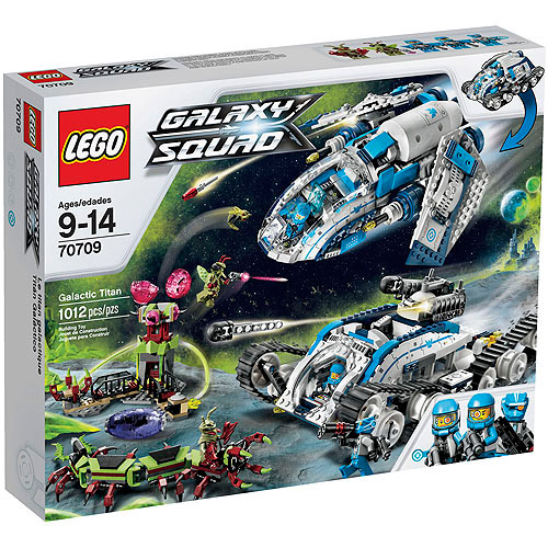 LEGO Space Galactic Titan Play Set