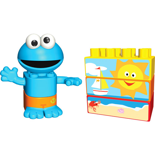 K'nex Sesame Street Cookie Monster's Sun