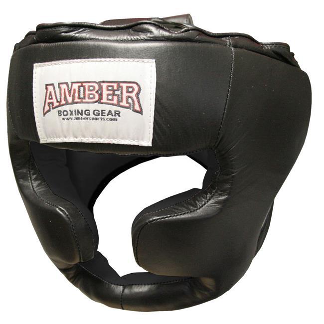 Amber Sports FFACHEAD-B-SM Full Face Headgear Small & Medium