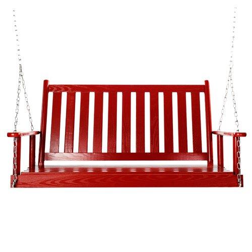 Dixie Seating Company Asheboro Porch Swing