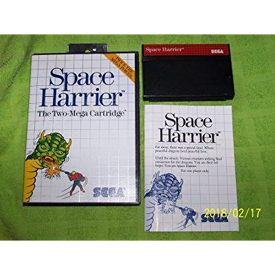 Space Harrier : Sega Master by