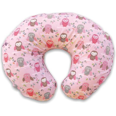 Original Boppy Nursing Pillow and Positioner, Owls