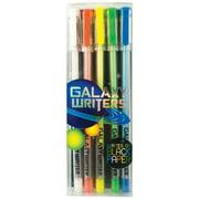 Ooly - Galaxy Writers Gel Pens - Set of 5