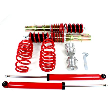 Vw Golf Gti Valve (RSK STREET COILOVER KIT - VW MK4 GOLF / GTI / JETTA / NEW BEETLE -)