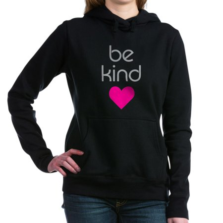 CafePress - Be Kind Hooded Sweatshirt - Pullover Hoodie, Classic & Comfortable Hooded Sweatshirt